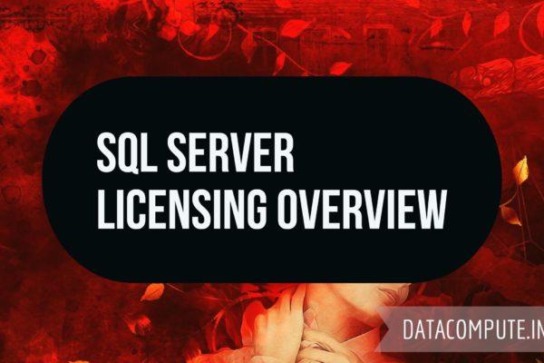SQL Server 2014 Licensing