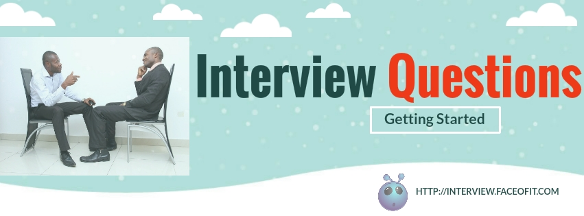 Getting started with Interview Questions on our Blog