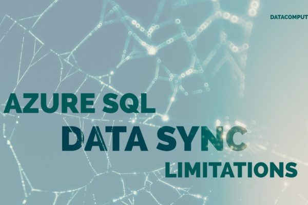 Azure SQL Data Sync Limitations