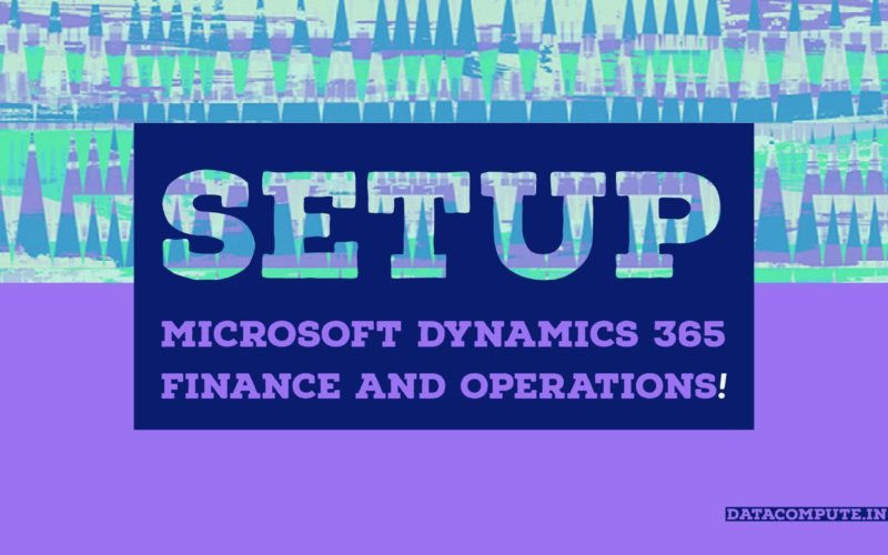 Microsoft Dynamics 365 On-Premises