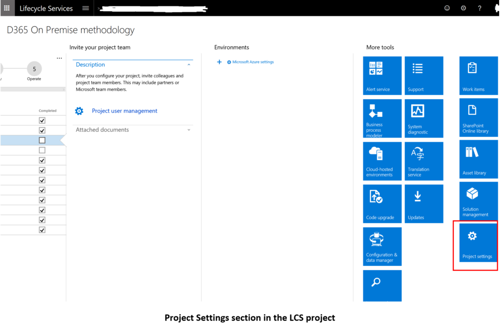 Microsoft Dynamics 365 On-Premises for Finance and Operations