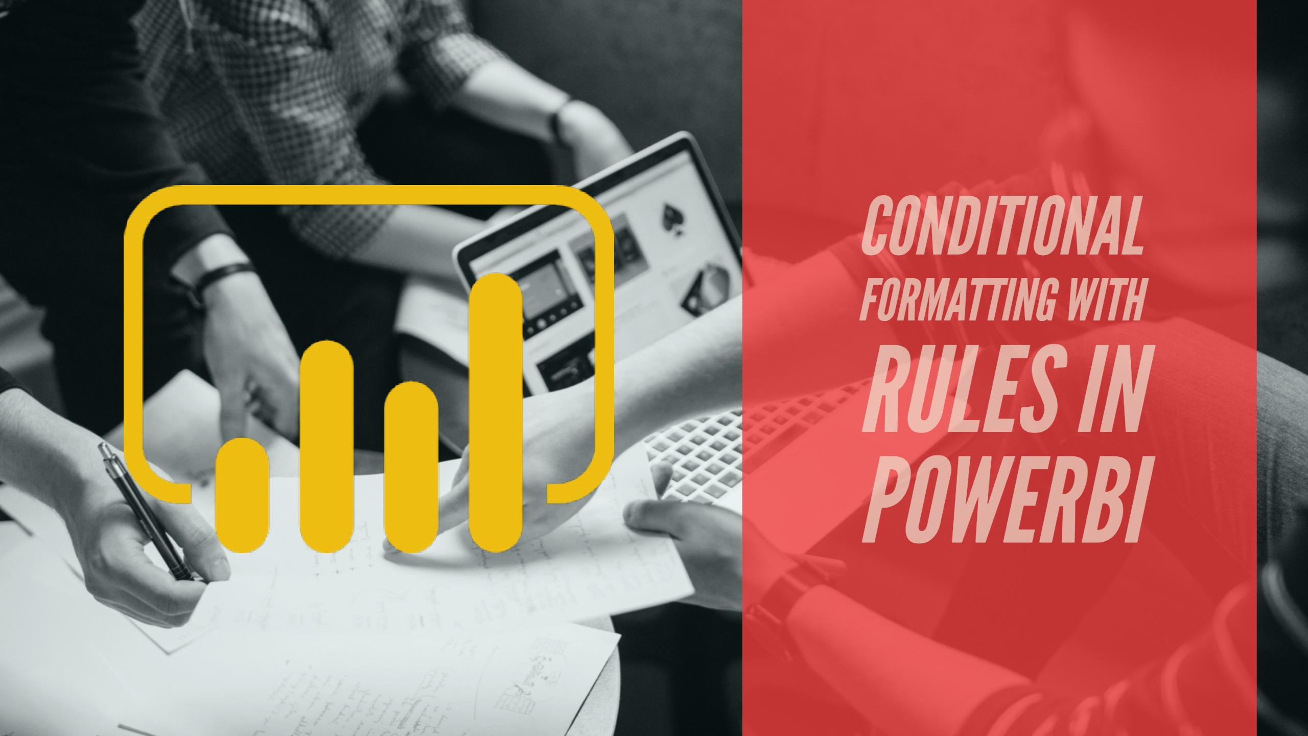 Conditional Formatting In Power BI with Rules