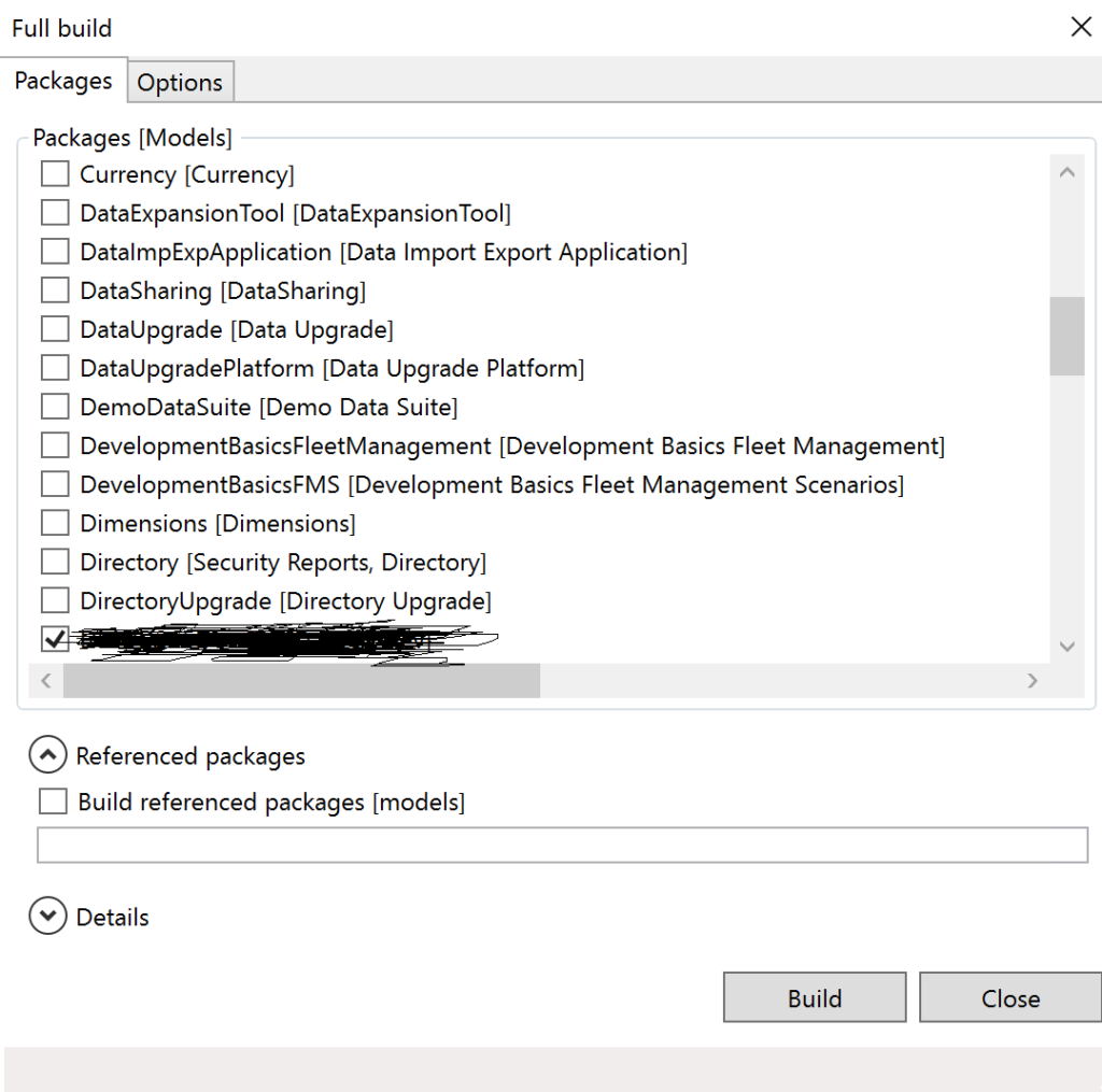 Descriptor.xml in Dynamics 365 for Finance and Operations