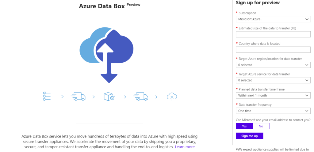 Azure Data Box
