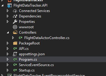 API Project Structure