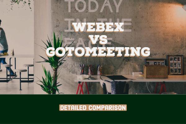 WebEx vs GoToMeeting