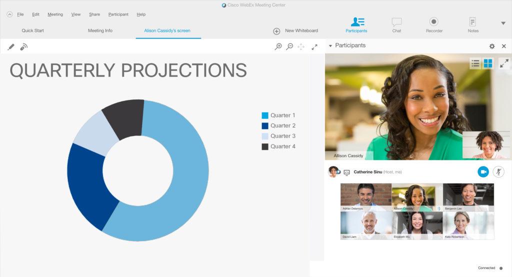 WebEx vs Skype for Business