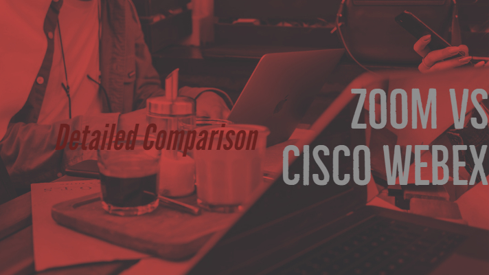 Zoom vs Cisco WebEx