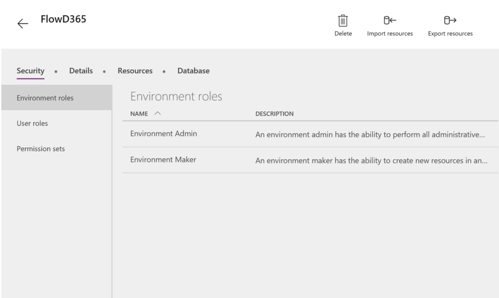 PowerApps Data Integration Project Setup and Connection Sets