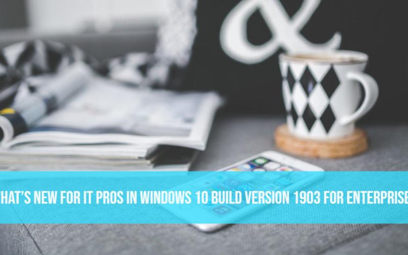 Remote Desktop Black Screen Windows 10 1903