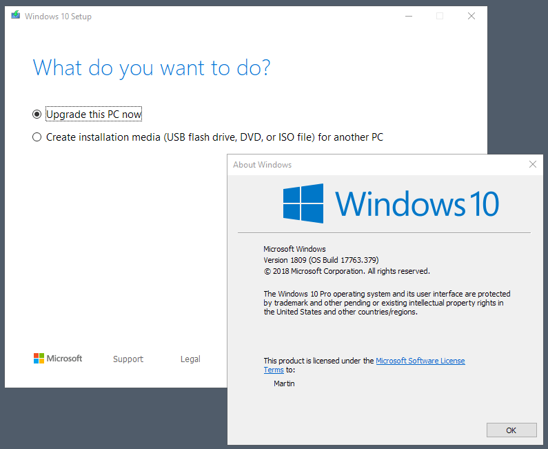 How to fix windows 10 1903 update download stuck at 99 or 100%